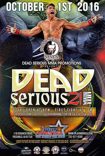 Dead Serious 21
