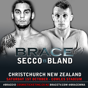 BRACE 43 | MMA Event | Tapology
