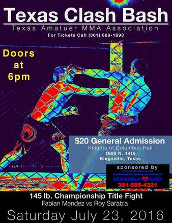 Texas Clash Bash 5