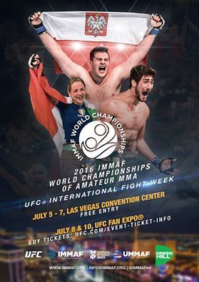 2016 IMMAF World Championships