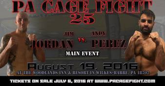 PA Cage Fight 25