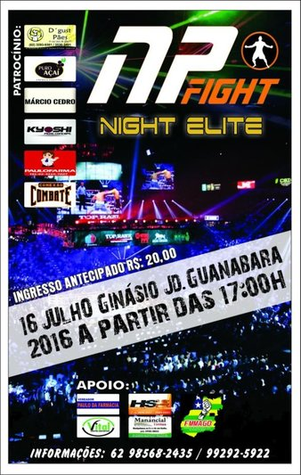NP Fight Night 2