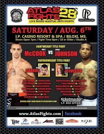 Atlas Fights 28