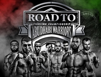 Road to Abu Dhabi Warriors