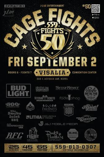 559 Fights 50