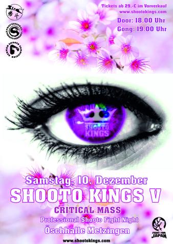 Shooto Kings 5