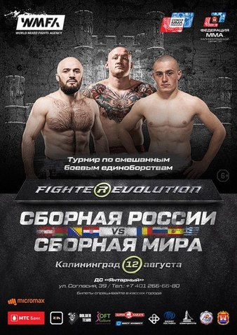 FighteRevolution Cup 2016