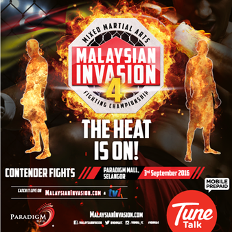 Malaysian Invasion 4: Contender Fight