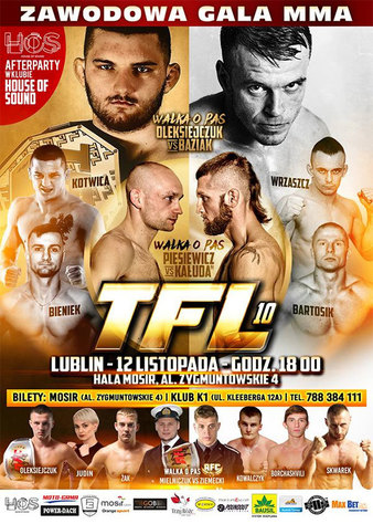 Thunderstrike Fight League 10