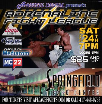 Adrenaline Fight League