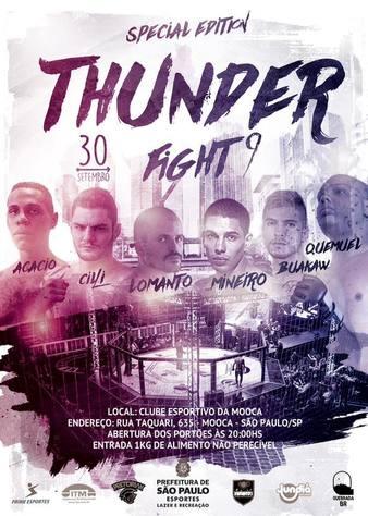 Thunder Fight 9