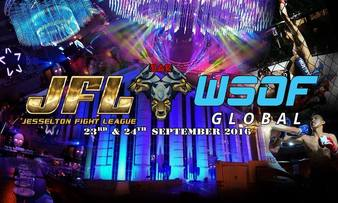 Jesselton Fight League: WSOF GC