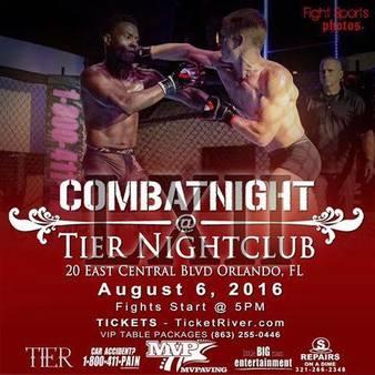 Combat Night 62