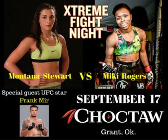 Xtreme Fight Night 335