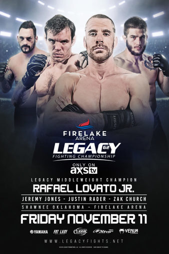 Legacy FC 62