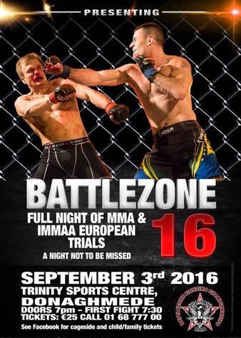 Battle Zone FC 16