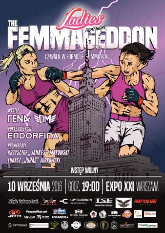 Ladies Fight Night 3