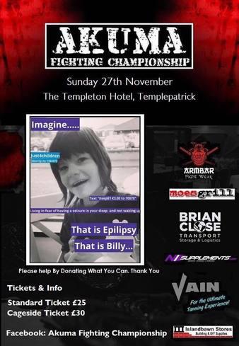 Akuma Fighting Championship 9