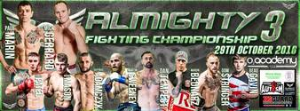 Almighty Fighting Championship 3