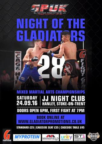 Night of the Gladiators 28