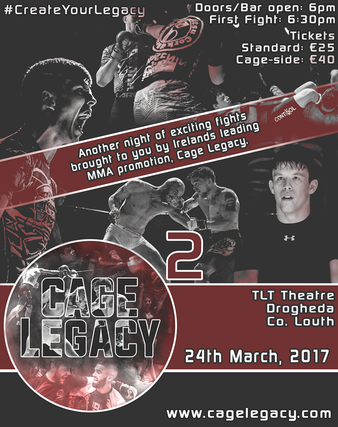 Cage Legacy Fighting Championship 2