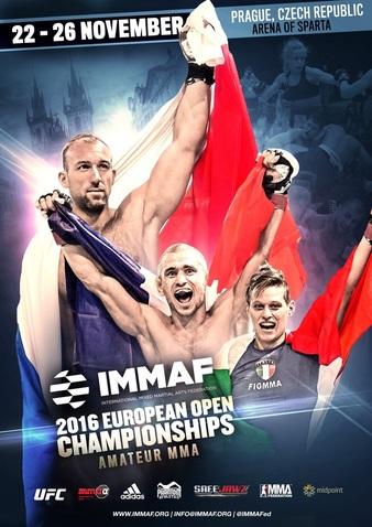 2016 IMMAF European Open Championships