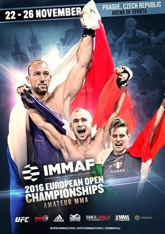 2016 IMMAF European Open Championships