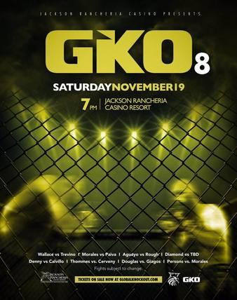 Global Knockout 8