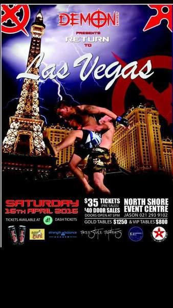 Return to Las Vegas