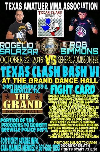 Texas Clash Bash 6