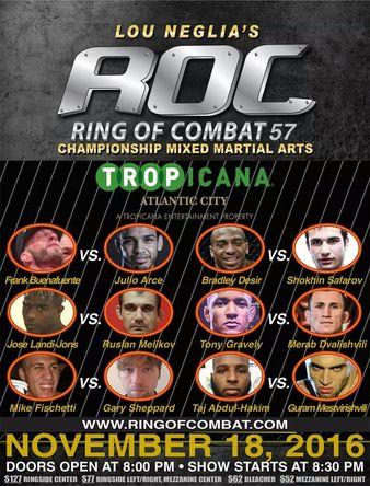 Ring of Combat 57