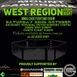 West Region Fight Night 2