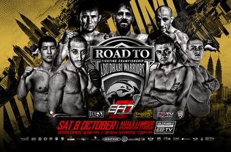 Road To Abu Dhabi Warriors - Malaysia