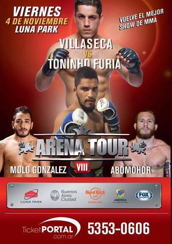 Arena Tour 8
