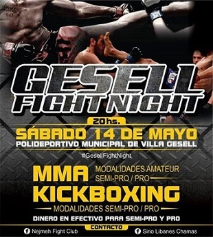 Gesell Fight Night 1