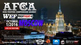 WEF ProfFight 8