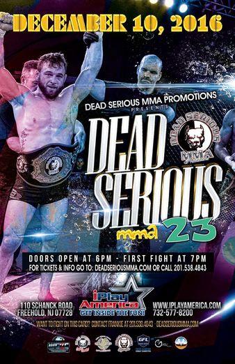 Dead Serious 23