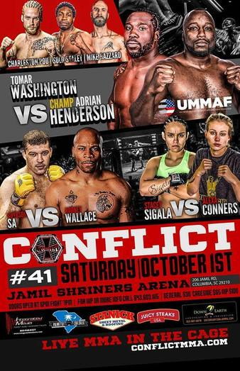 Conflict MMA 41