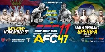 SBC 11 vs. AFC 47