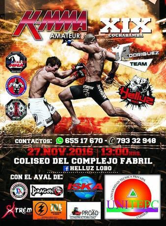 K-MMA Amateur 19