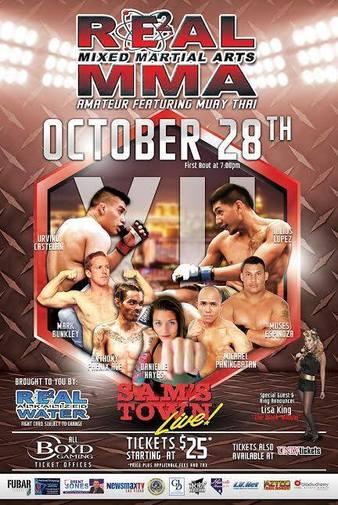 Real MMA 12