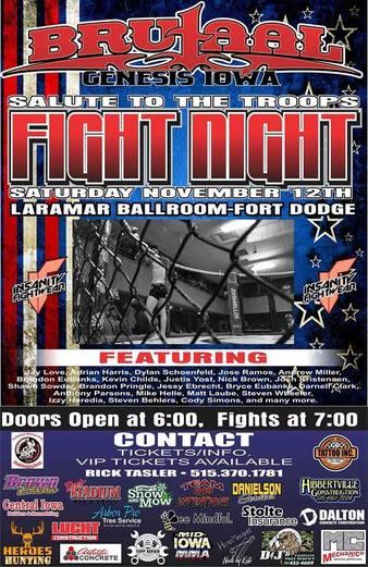 Laramar Fight Night 13