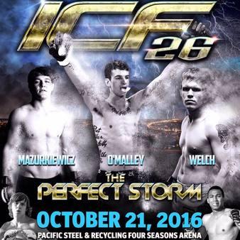 Intense Championship Fighting 26