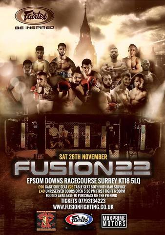 Fusion FC 22