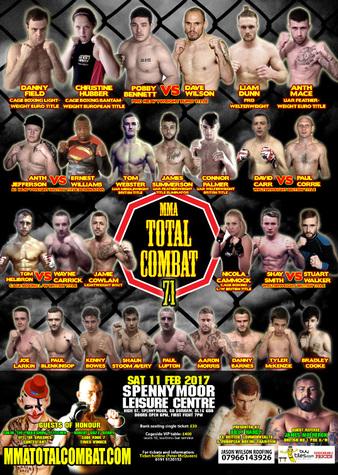 MMA Total Combat 71
