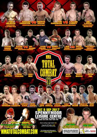 MMA Total Combat 73