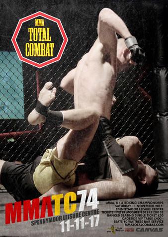MMA Total Combat 74