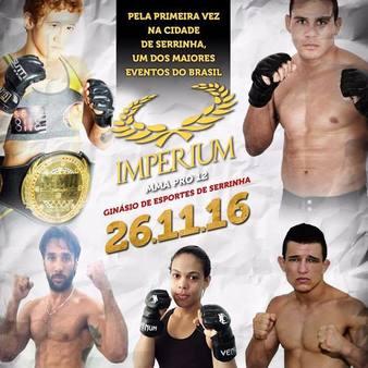 Imperium MMA Pro 12