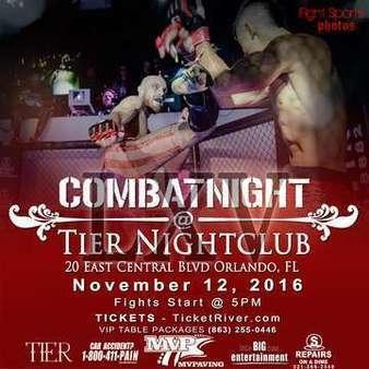 Combat Night 65