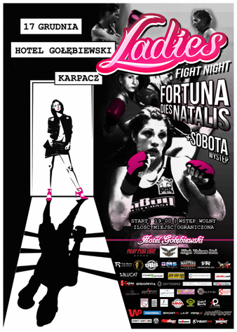 Ladies Fight Night 4